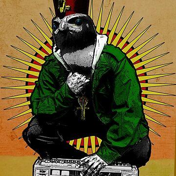 Hip Hop Horus by CodyNorris