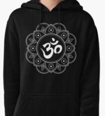 Om Mandala Pullover Hoodie