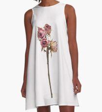 Buds of love A-Line Dress
