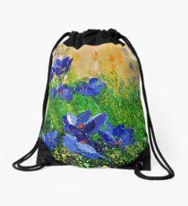 Crocusses Drawstring Bag