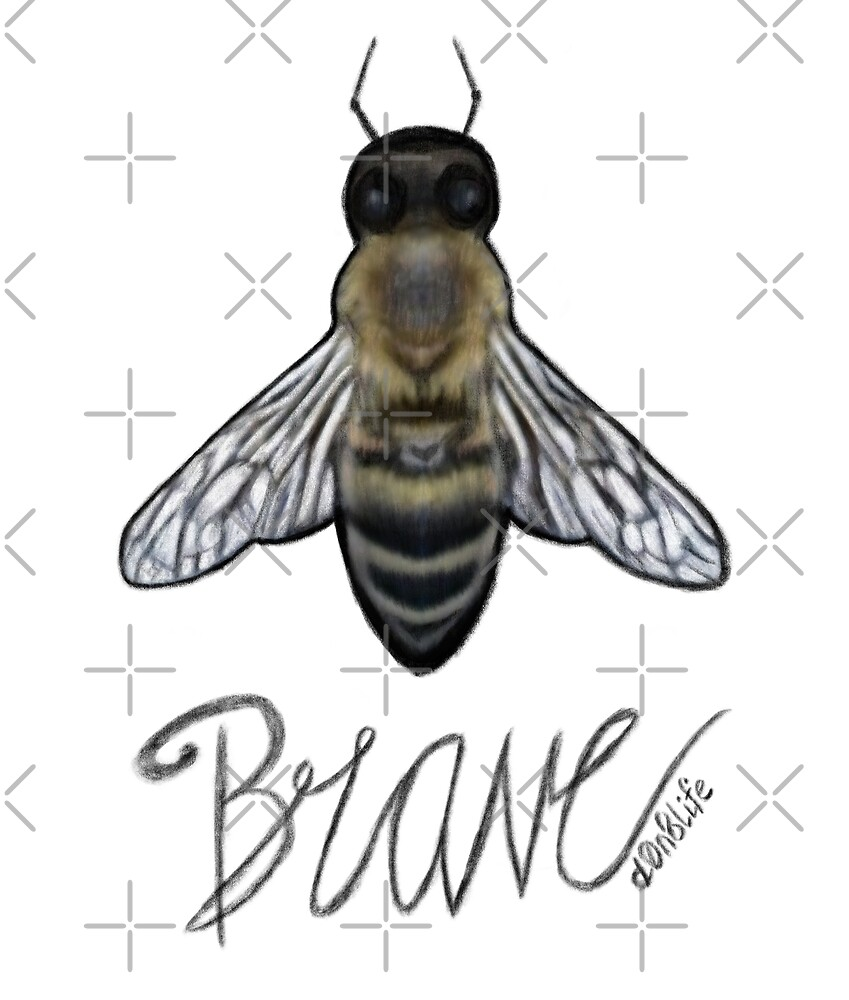 Bee Brave 2 by D0n8Life
