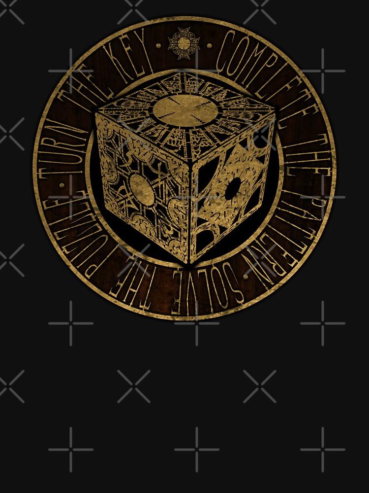 Hellraiser - Box - Clive Barker - lament configuration | Unisex T-Shirt