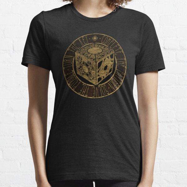 Hellraiser - Box - Clive Barker - lament configuration Essential T-Shirt
