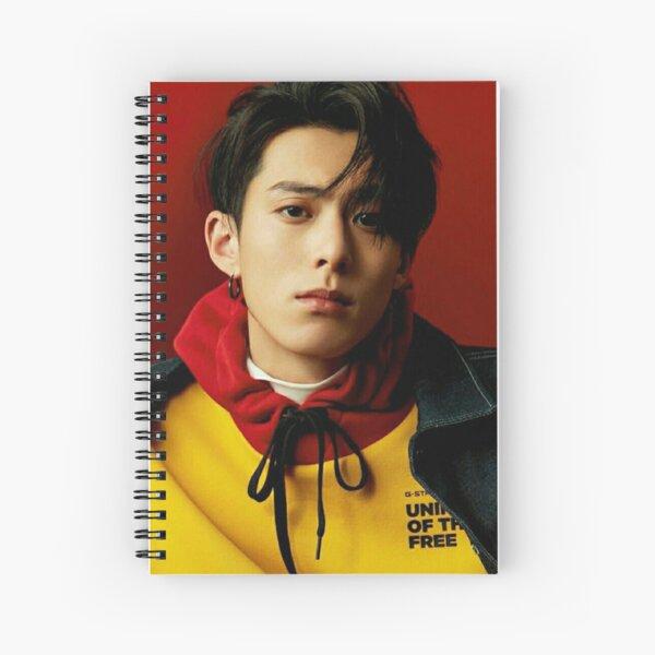 DYLAN WANG Spiral Notebook