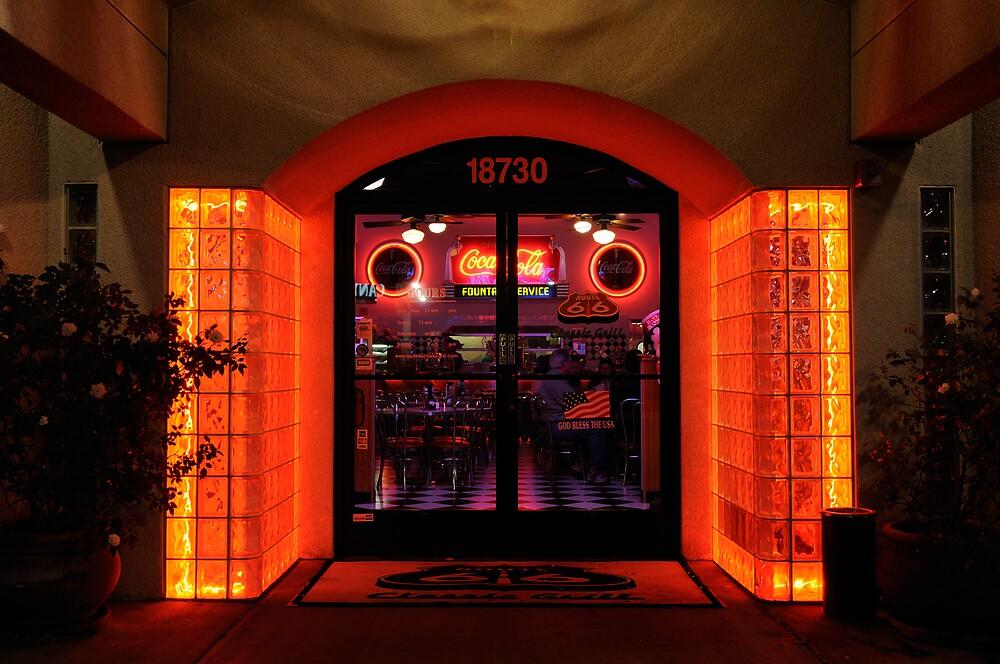 Front Door by tstreet