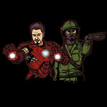 Iron Thunder by AndreusD