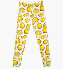 Veggiephile - Lemons Leggings