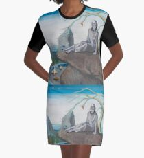 Bobbin Threadbare Graphic T-Shirt Dress