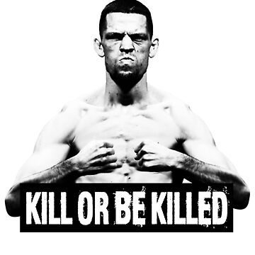 Nate Diaz - Kill by MMATEES
