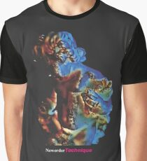 New Order Technique Graphic T-Shirt