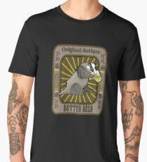 Butter Beer Badger Men's Premium T-Shirt