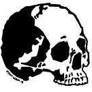 Skull Variations 1 by Dyson Logos