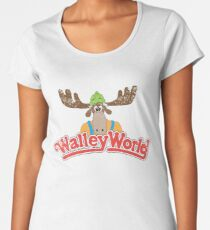 Walley World - Vintage Women's Premium T-Shirt