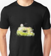 Sloom greens glowing Art Unisex T-Shirt