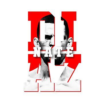 Nate Diaz, MMA by MMATEES