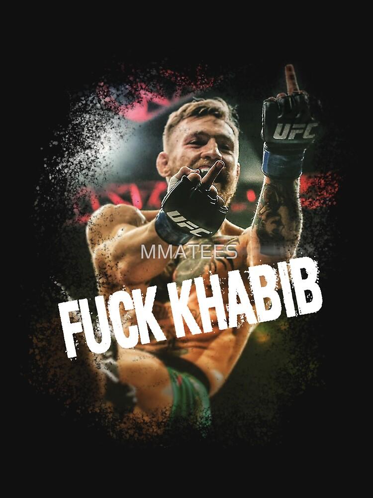 Fuck Khabib - McGregor by MMATEES