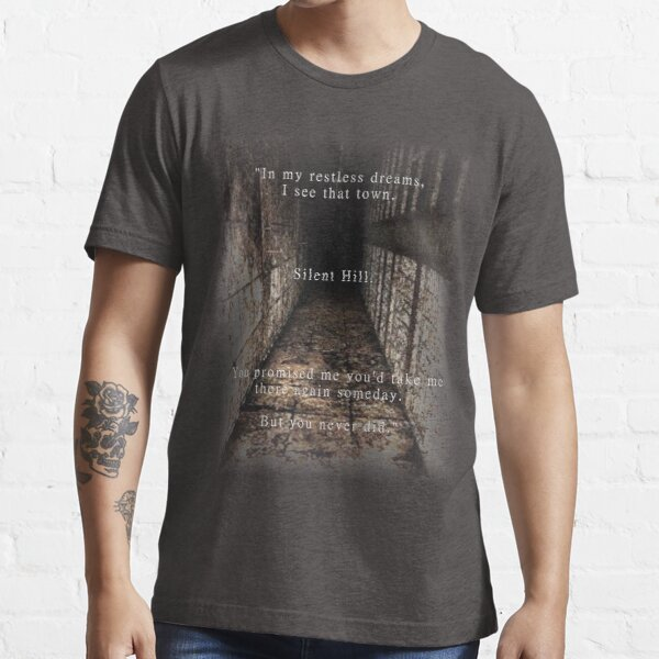 Silent Hill 2 - Restless Dreams Essential T-Shirt