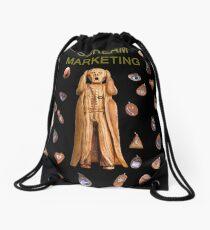 Scream Marketing Drawstring Bag