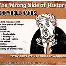 Donny Doll-Hands by marlowinc