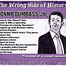 Donny Dumbass Jr. by marlowinc