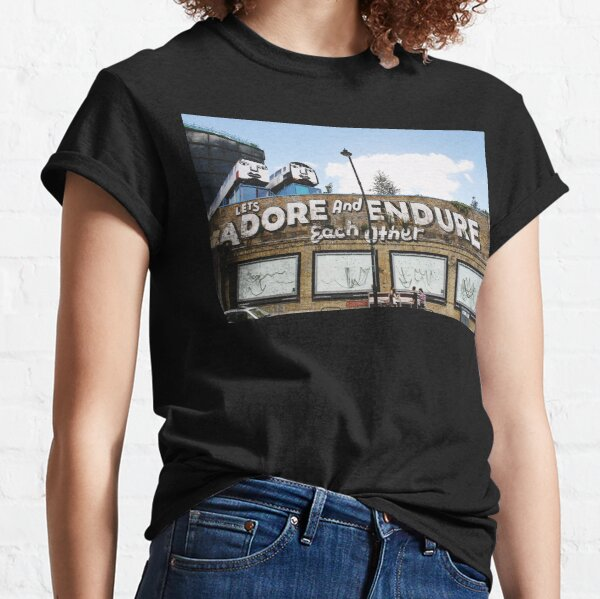 Lets adore and endure eachother Classic T-Shirt