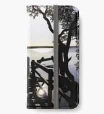 Reflective iPhone Wallet/Case/Skin