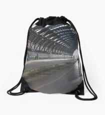Milan - I Travel Drawstring Bag