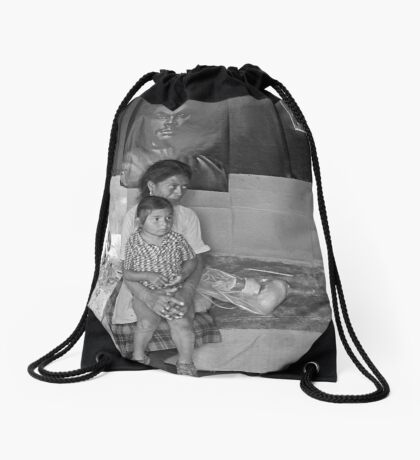 """Che"" Drawstring Bag"