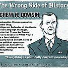 Screw N. Dowski by marlowinc