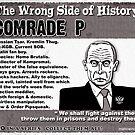 Comrade P by marlowinc