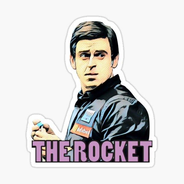 The Rocket Ronnie O'Sullivan Sticker