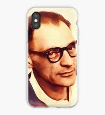 Arthur Miller, Literary Legend iPhone Case