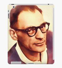 Arthur Miller, Literary Legend iPad Case/Skin