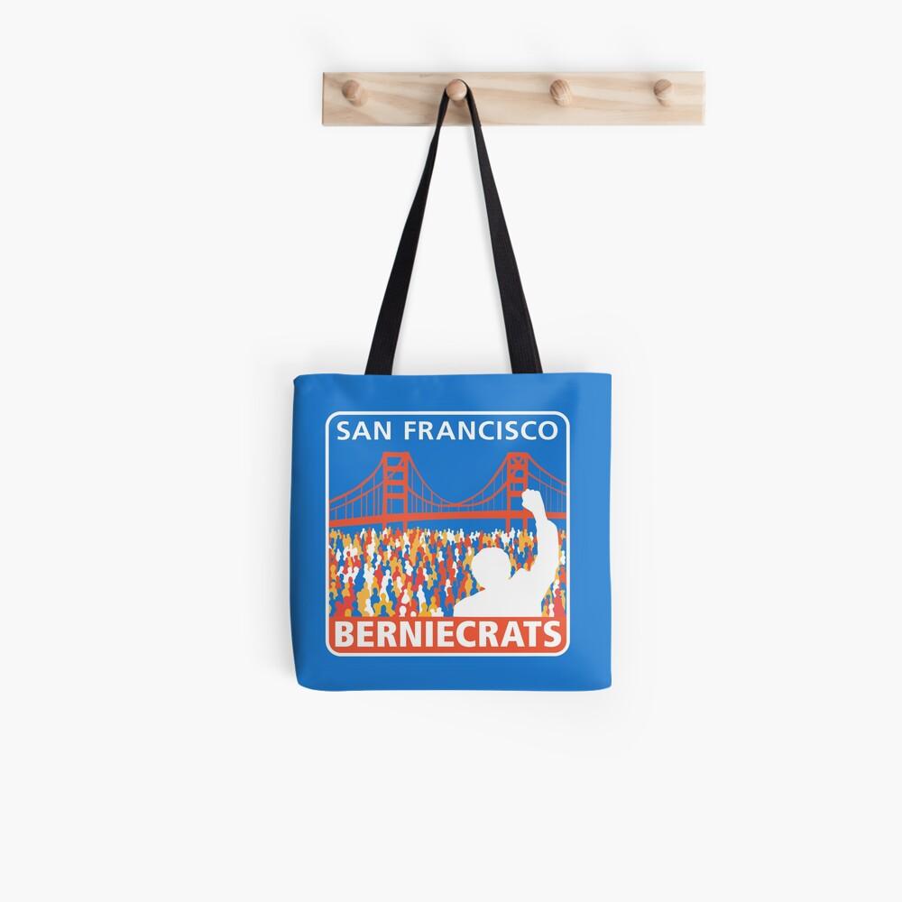 SF Berniecrats Tote Bag