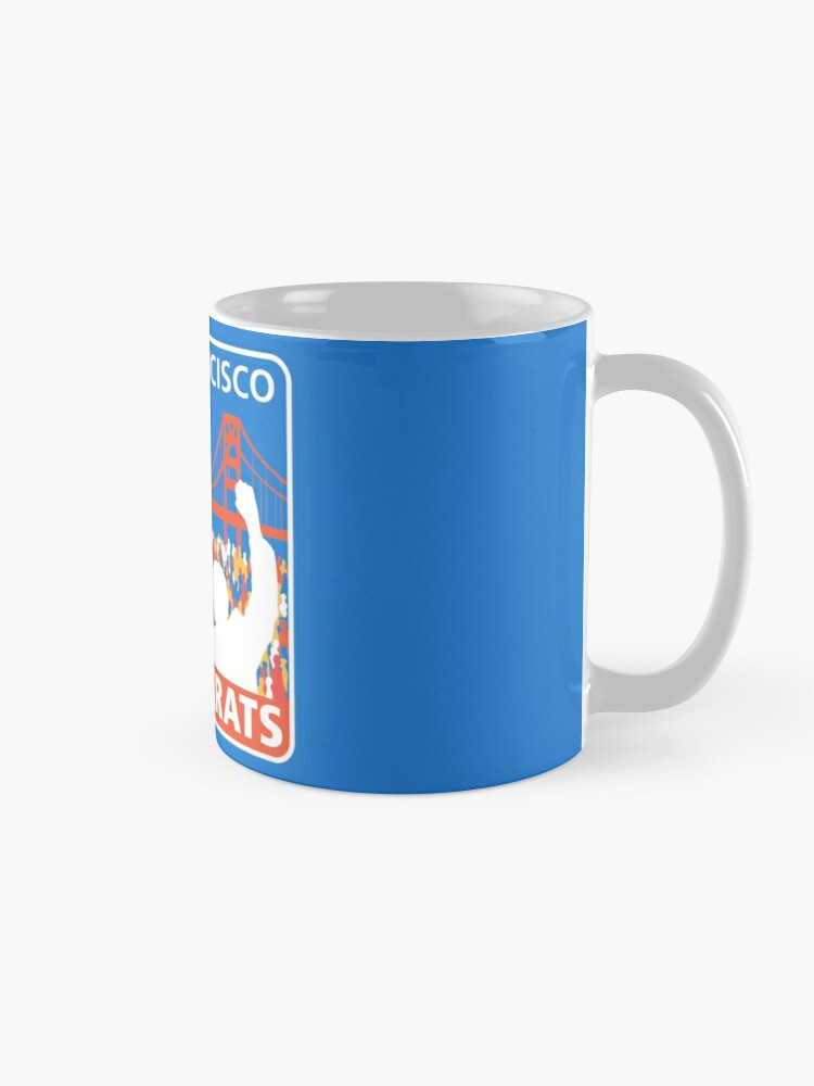 Alternate view of SF Berniecrats Mug