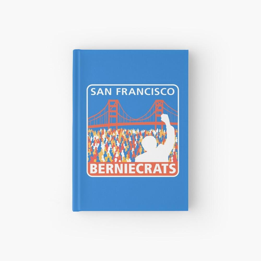 SF Berniecrats Hardcover Journal