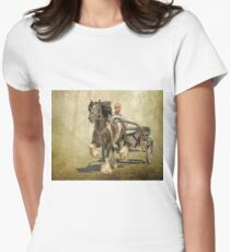 The Gypsy Trotter Women's Fitted T-Shirt