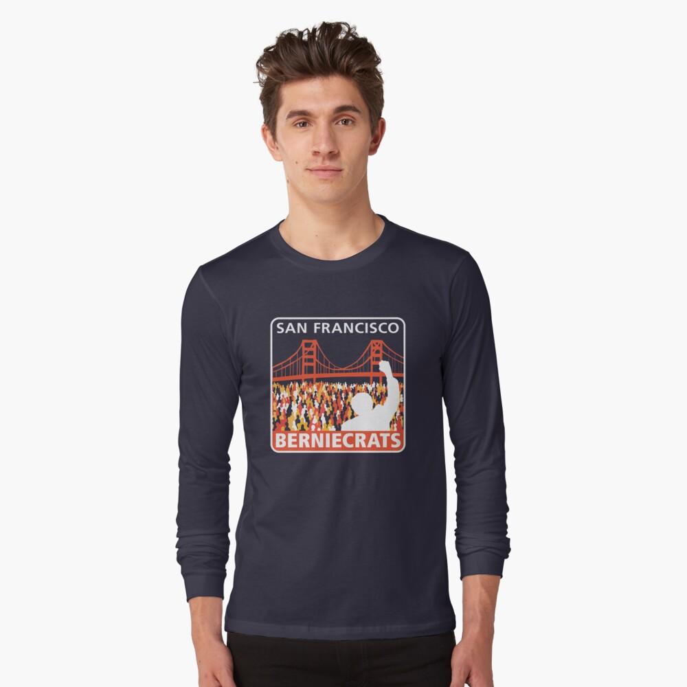 SF Berniecrats Long Sleeve T-Shirt