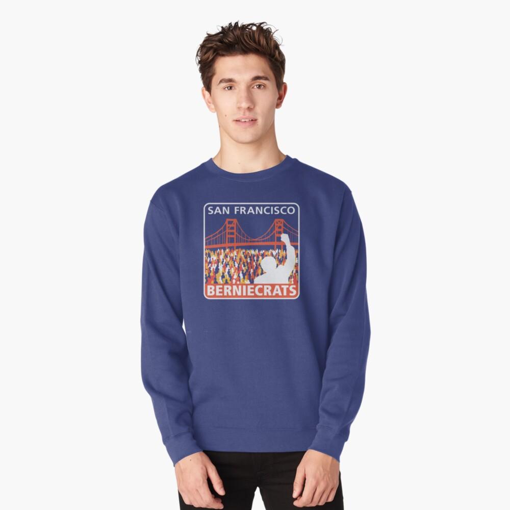 SF Berniecrats Pullover Sweatshirt
