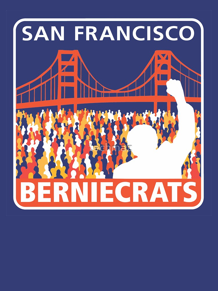 SF Berniecrats by techmaz