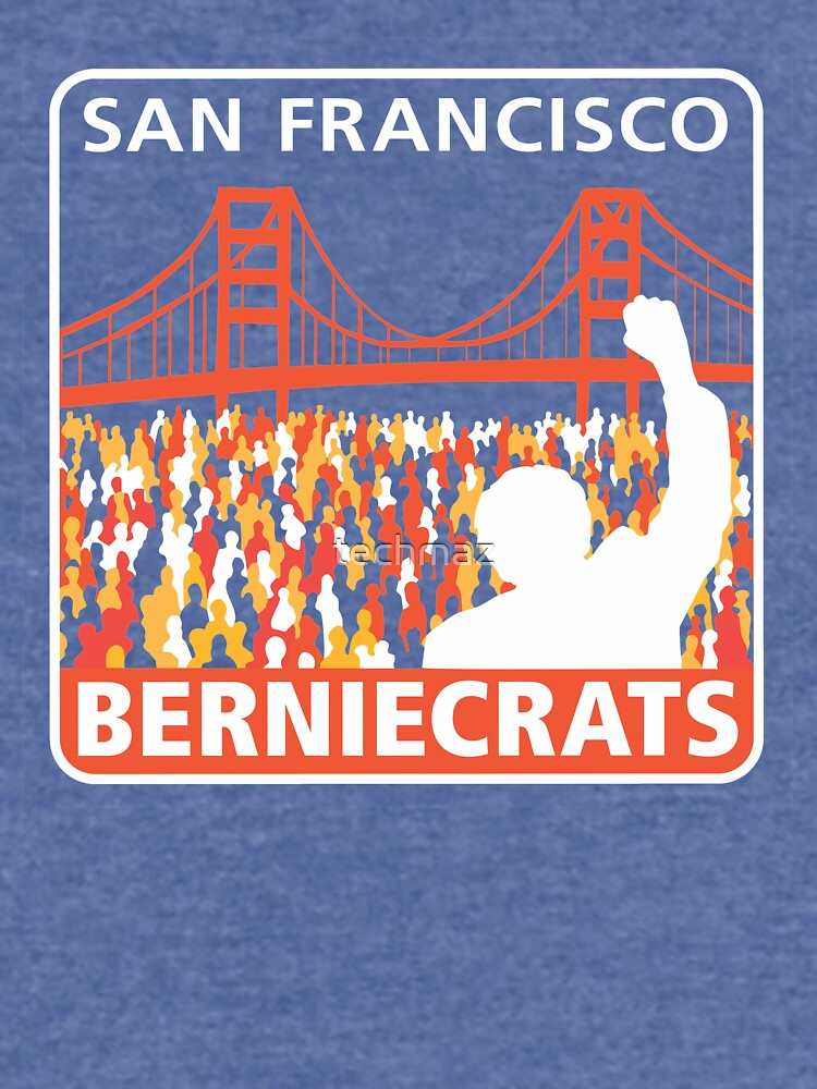 SF Berniecrats by techmaz
