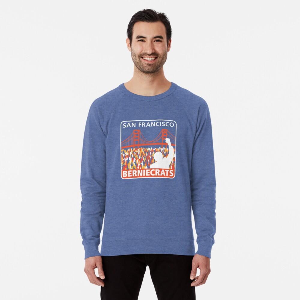 SF Berniecrats Lightweight Sweatshirt