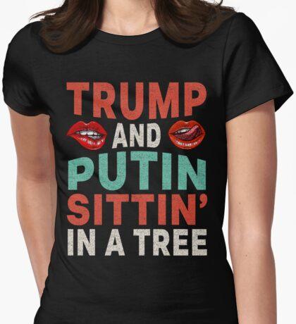 Trump Loves Putin TrumpRussia Russiagate Collusion  T-Shirt