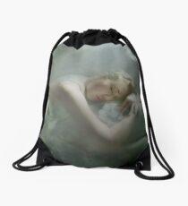 The calm Drawstring Bag