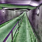 what the clyde pedestrian tunnel's really like by tomdonald