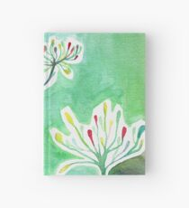 Playful Spring Hardcover Journal