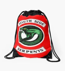 Southside Serpents  Drawstring Bag