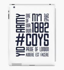 COYS YID ARMY iPad Case/Skin