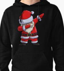 Dabbing Santa T Shirt Claus De Noël Drôle Dab X-mas Cadeaux Enfants Garçons Filles Hommes Femmes Sweat à capuche