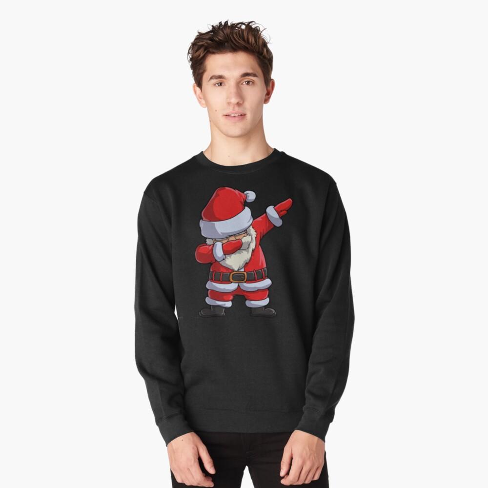 Ugly Christmas Sweater for Boys Girls Kids Youth Dabbing Xmas Elf Sweatshirt